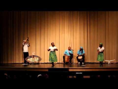 GARIFUNA CULTURE Santee School Black History Celebration