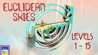 Euclidean Skies: Levels 1 2 3 4 5 6 7 8 9 10 11 12 13 14 15 Walkthrough Guide (by kunabi brother)