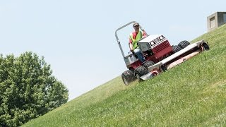 The Best Steep Slope Mower - Ventrac Thumbnail