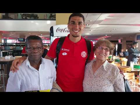 Leon Balogun on why he cried after Nigeria qualified for the World Cup