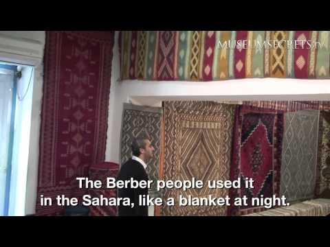 Berber Secrets Discovered at Carpet Store in Tunisia (Vlog)
