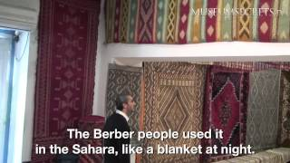 Berber Secrets Discovered at Carpet Store in Tunisia (Vlog)