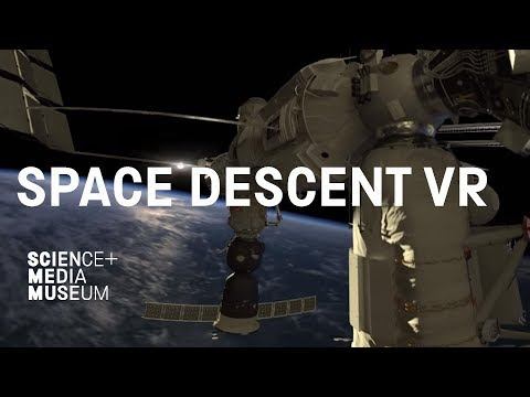 Space Descent VR with Tim Peake trailer