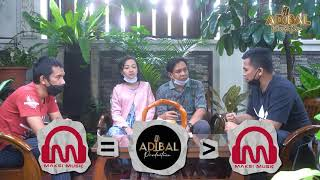 DiHapuss !!!! Alasan Channel Adibal Production menjadi Channel Maksi Music