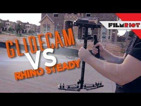 Glidecam VS Rhino Steady