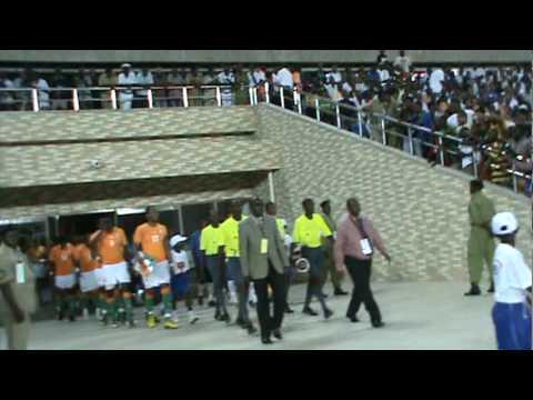 Ivory Coast vs Tanzania National soccer team
