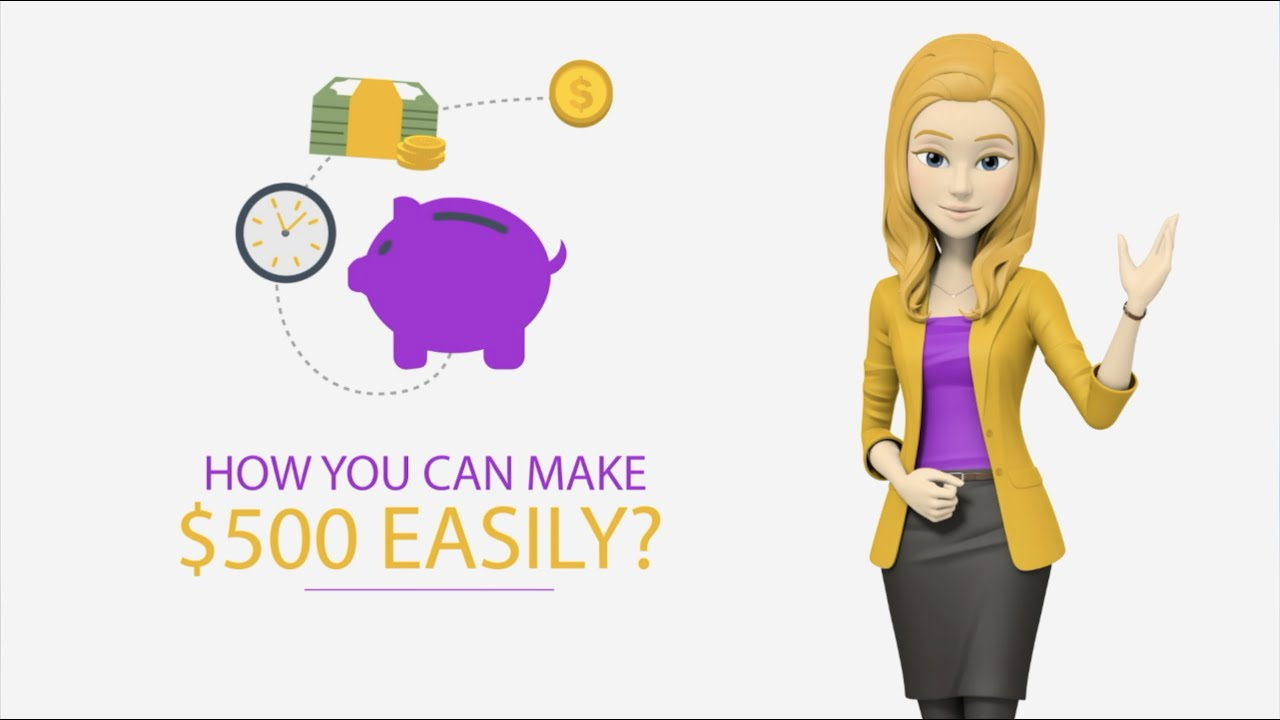 How You Can Make $500 Easily