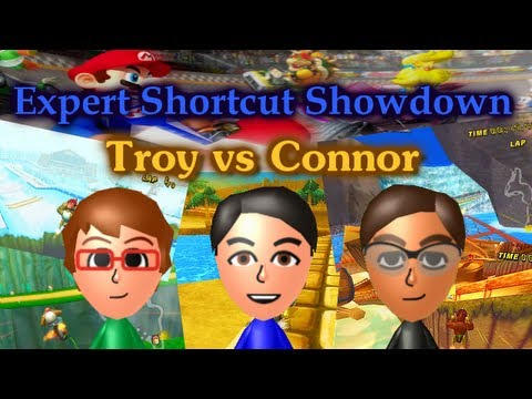 [mkwii]-troy-vs-connor---10-level-expert-shortcut-showdown