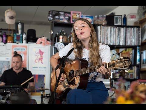 Maggie Rogers: NPR Music Tiny Desk Concert