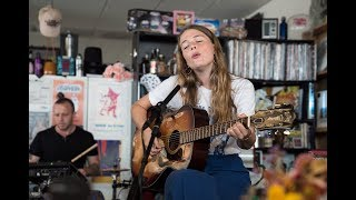 Maggie Rogers: NPR Music Tiny Desk Concert YouTube Videos