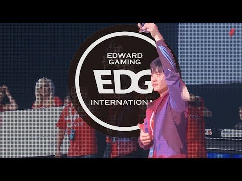The Story of EDG: China's