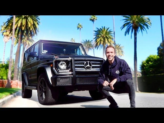 I BOUGHT MY DREAM CAR!