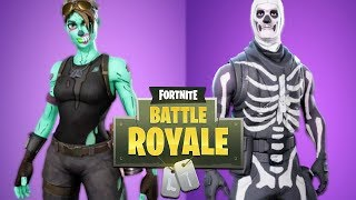 NEW CHARACTER SKINS & CUSTOMIZATION! (Fortnite Battle Royale Patch Update 1.8)