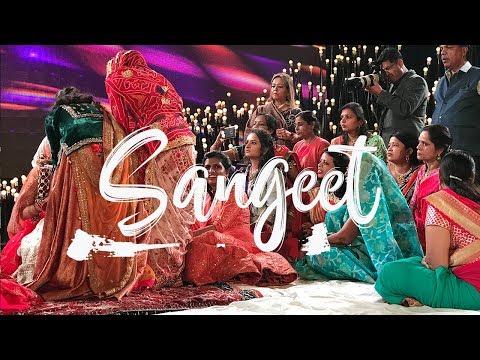 INDIAN WEDDING VLOG #1 - SANGEET