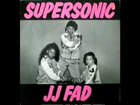 J.J. Fad - SuperSonic ( christatic's remix )