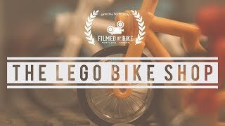 The Lego Bike Shop