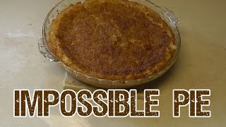 Impossible Pie Ez Recipe