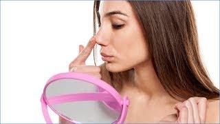 طرق لتنحيف الانف عن طريق الوصفات الطبيعيه بعيدا عن عمليات التجميل