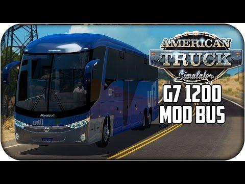 G7 1200 O500RSD v2.5 | American Truck Simulator | Modbus