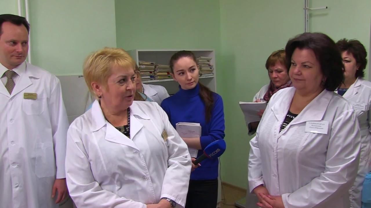 В Быково открылась новая поликлиника