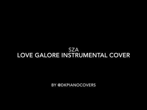 """""""Love Galore"""" Instrumental by @dkpianocovers"""