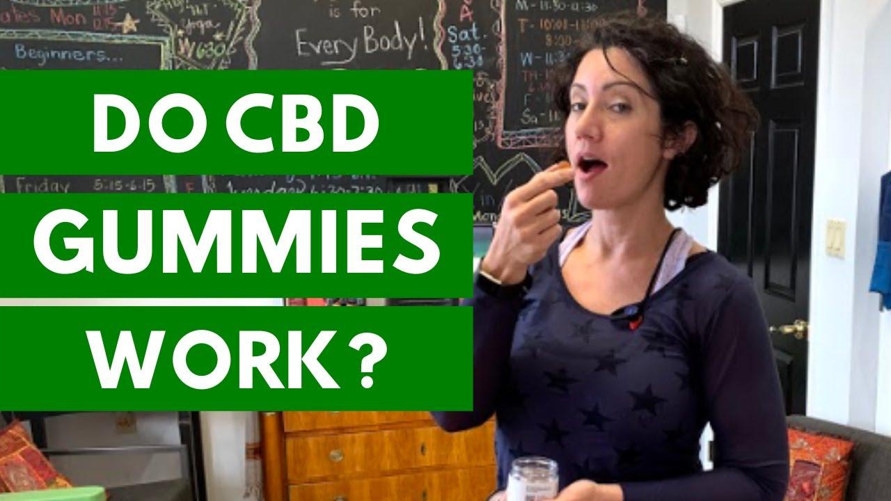 Joy Organics Premium Hemp Gummies review - DO CBD GUMMIES WORK? - YouTube
