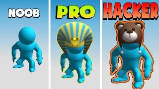 NOOB vs PRO vs HACKER – Cat and Mouse .io(iOS)