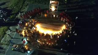 Video Aksi bakar lilin di Kalabahi Alor mengutuk teror di Surabaya download MP3, 3GP, MP4, WEBM, AVI, FLV Agustus 2018