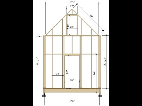 Full Tiny Home Plans Which Will Go On A Camper Frame - YouTube