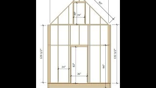 Full Tiny Home Plans Which Will Go On A Camper Frame