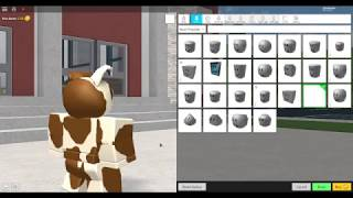 HOW TO BE A CUTE PUPPY IN ROBLOXIAN HIGHSCHOOL (Roblox)