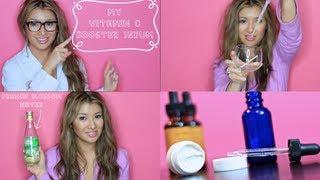 DIY Anti-Aging & Brighten Vitamin C cream/lotion/serum (Updated Recipes)