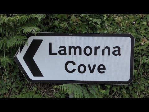 AWAY DOWN TO LAMORNA COVE