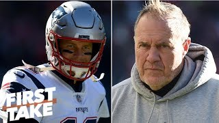Are the Patriots lucky or just good after barely stopping Bears' Hail Mary? | First Take
