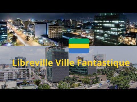 Découvrez la capitale de Gabon Libreville en 2021