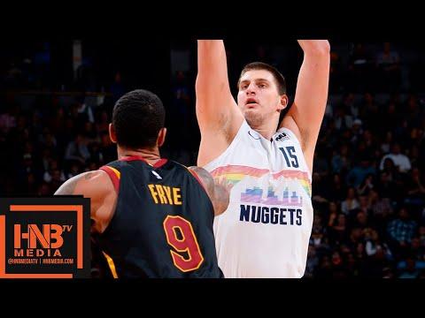 Cleveland Cavaliers Vs Denver Nuggets Full Game Highlights | 01/19/2019 NBA Season