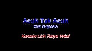 Download Mp3 Acuh Tak Acuh | Karaoke Dangdut Version Keyboard + Lirik Tanpa Vokal