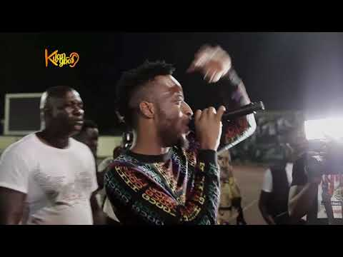 "9ice Gets Whole Crowd Singing ""Street Credibility At Agege Stadium {Nigerian Entertainment}"