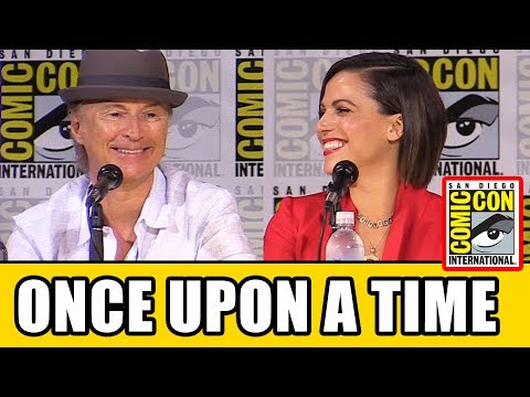 ONCE UPON A TIME Comic Con Panel Part 1 - Season 7, News & Highlights