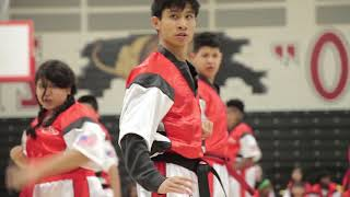 """My first day of karate"" - Kickstart Kids Students"