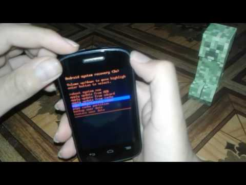 Como Desbloquear Alcatel One Touch Pop C1 // Hard Reset // MDG29 ツ