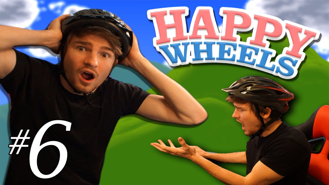 Happy Wheels!! - 3D Obstetrical Course!! [6] - YouTube