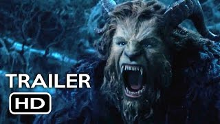 Beauty and the Beast Official Trailer #1 (2017) Emma Watson, Dan Stevens Fantasy Movie HD thumbnail