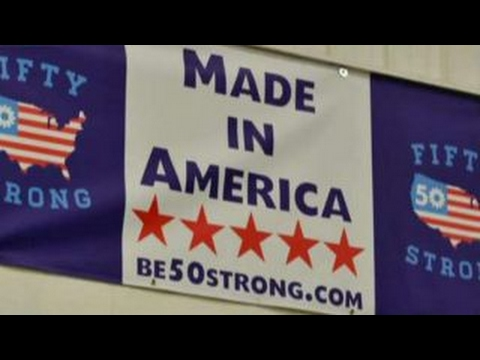 Small business making 'Made in America' a priority