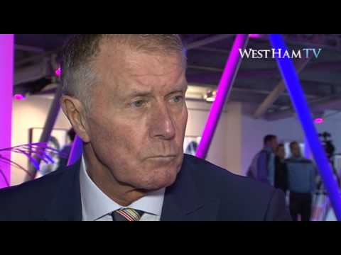 Sir Geoff Hurst excited at Olympic move