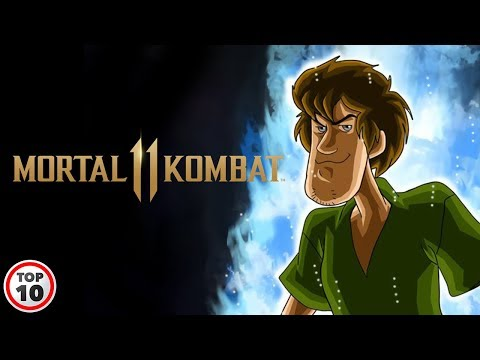 Top 10 Characters We Want Added To Mortal Kombat 11 thumbnail