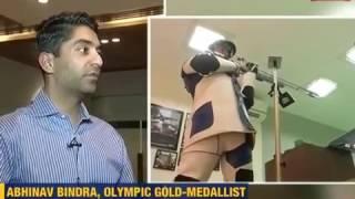 #TecnoBody in India - High performance training center with Abhinav Bindra
