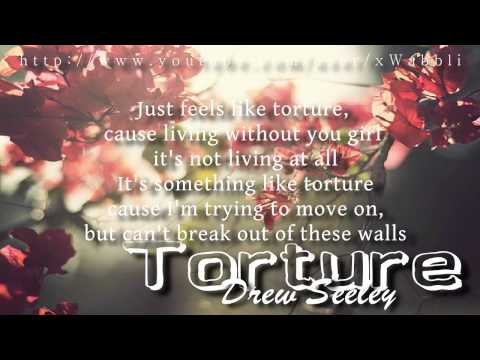 Drew Seeley - Torture ❤ [with Lyrics]