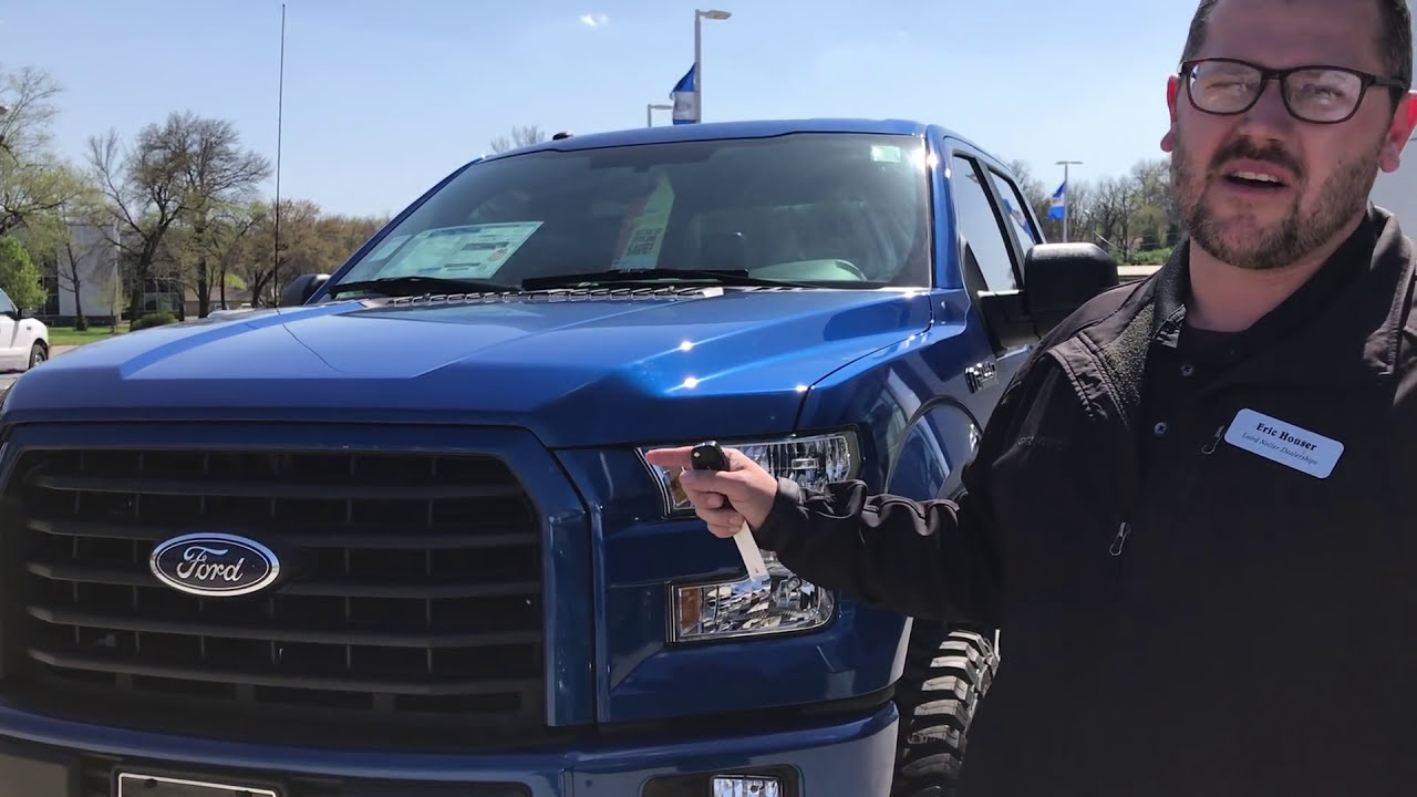 Lifted F150 2017 >> 2017 F 150 Xl Stx Lifted Package Laird Noller Ford Youtube