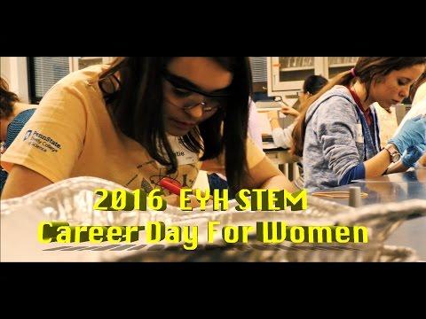 2016 EYH STEM Career Day for Women